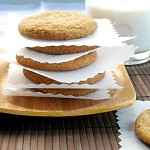 Big Soft Ginger Cookies Photo