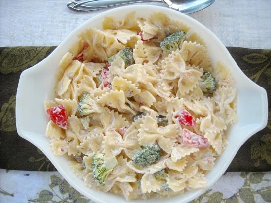 Ranch Pasta Salad Medley
