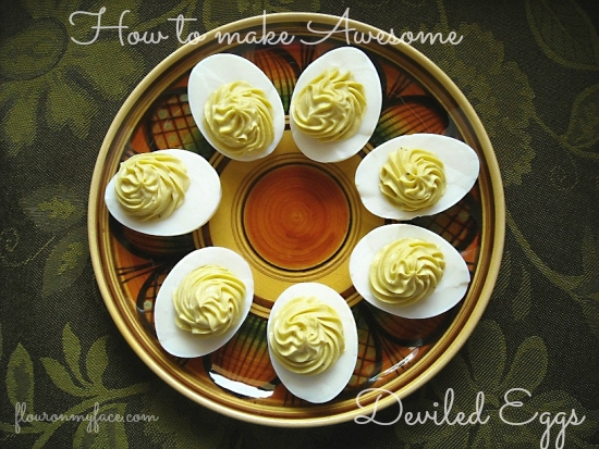 How To Make Awesome Deviled Eggs