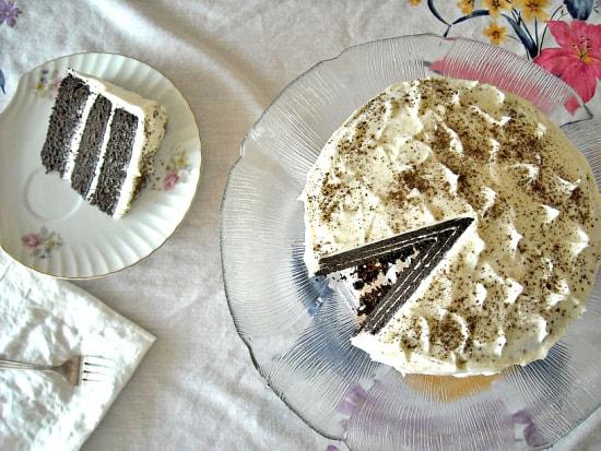 Cake Recipe, Dark Chocolate, Vegan Desserts