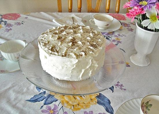 Vegan Desserts, Vegan Chocolate Cake, Recipe, frosting