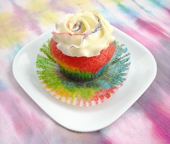 rainbow cupcakes, rainbow party ideas, rainbow themed party, kids birthday party ideas