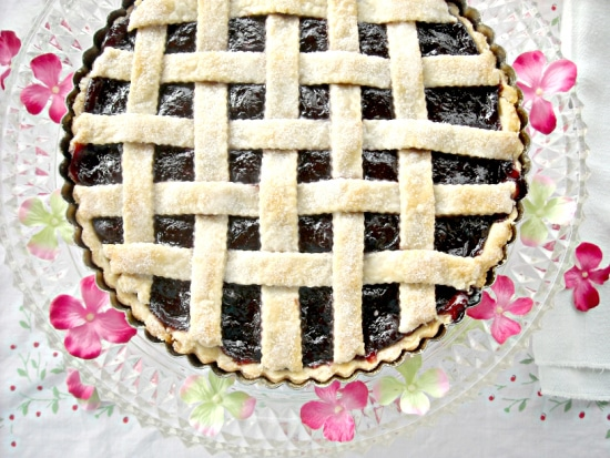 Simple, Easy, Cherry, Tart Recipe
