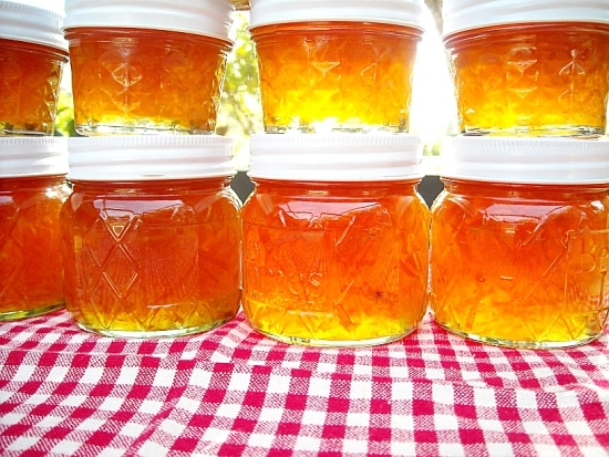 Fresh From Florida: Citrus Marmalade Recipe #canning