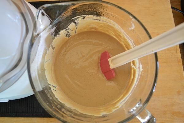 Vanilla Bean Chai Tea Gelato - Flour On My Face