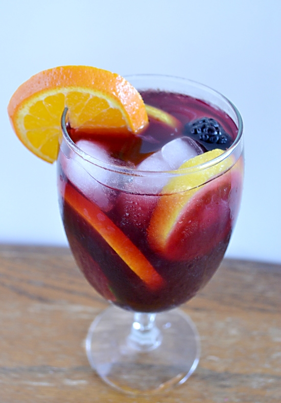 Summer Fruity Sangria
