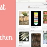 Pinterest Board of the Week Vintage Kitchen