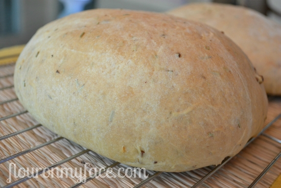 Garlic And Thyme Bread Recipe — Dishmaps