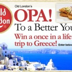 Win a trip to Greece from Old London