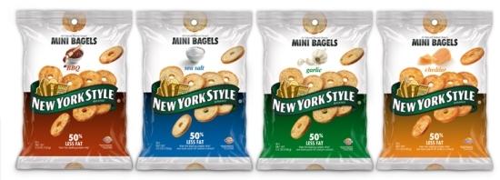 NYS Bagel Crisps Mini
