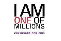 I Am On Of Millions | Champions for Kids
