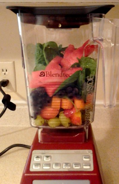 Blendtec Smoothies