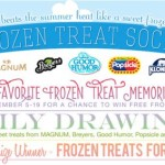 Frozen Treats Giveaway