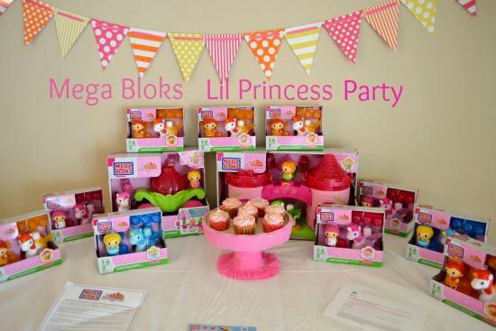 Mega Bloks Lil Princess Party