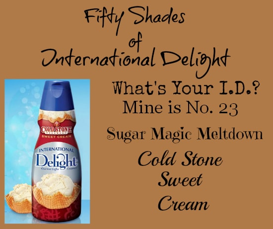 Fifty Shades of International Delight No.23