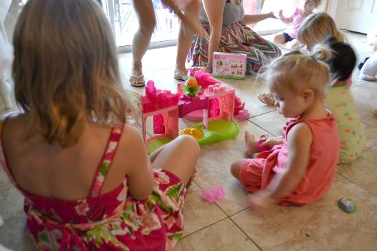 Lil Princess Mega Block Party