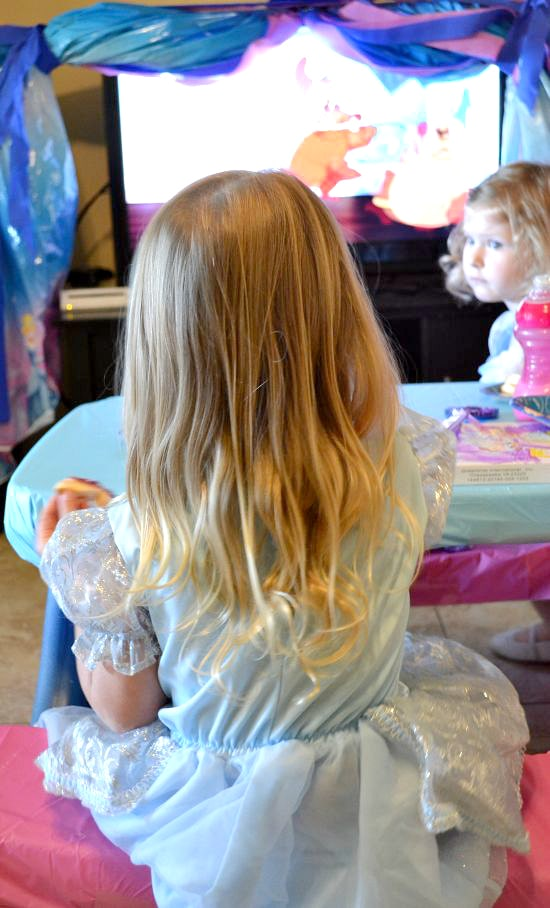 Cinderella DVD Party #DisneyPrincessWMT