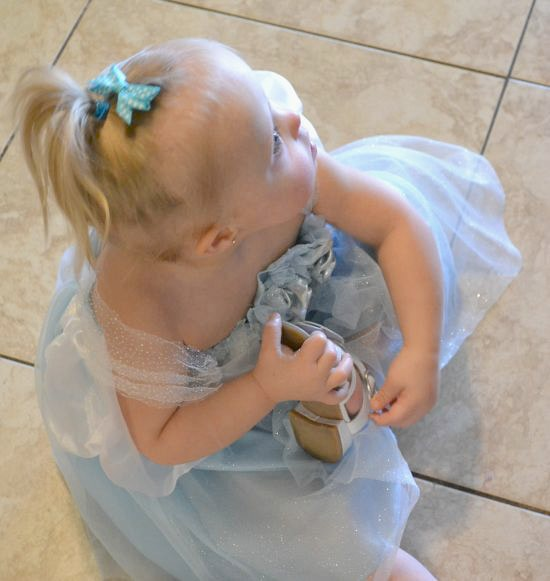 Princess Addy #DisneyCinderellaWMT