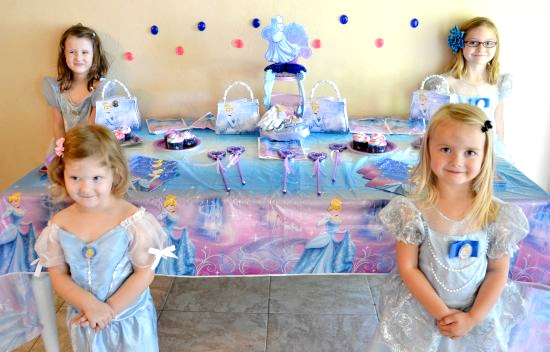 #DisnePrincessWMT Celebrating with Disney and Cinderella