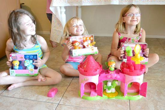 Princess Mega Blok Party