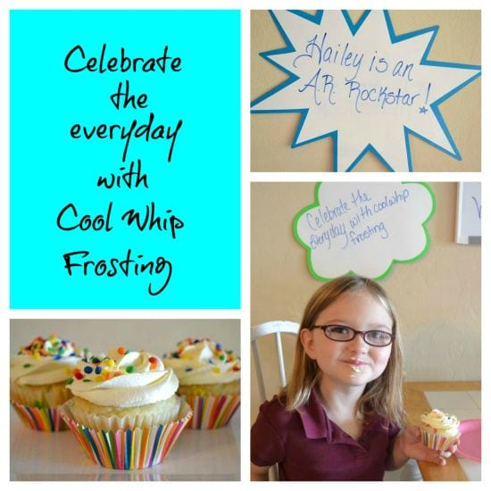 Celebrate the Everyday with the New Cool Whip Frosting
