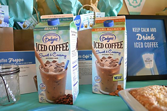 ID Iced Coffee Flavors