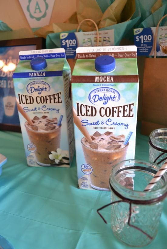 International Delight Iced Coffee Flavors