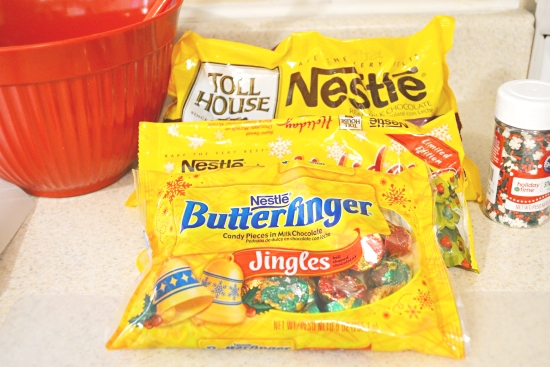 Nestle Jingles Recipe, Holiday Bark