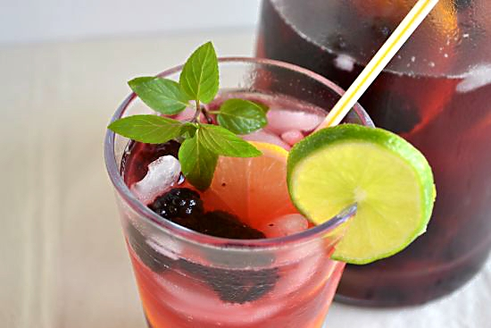 Lipton Tea Mocktail Recipe