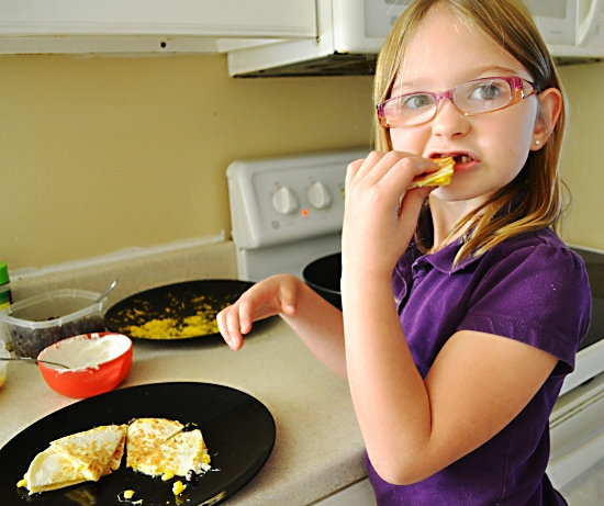 #VeggieKids afterschool snack healthy snacks