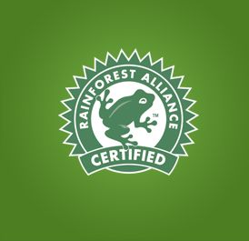 Lipton Rain Forest Alliance Certified