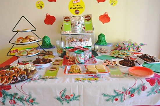 Cookie Exchange supporting Glad and Cookies for Kids Cancer