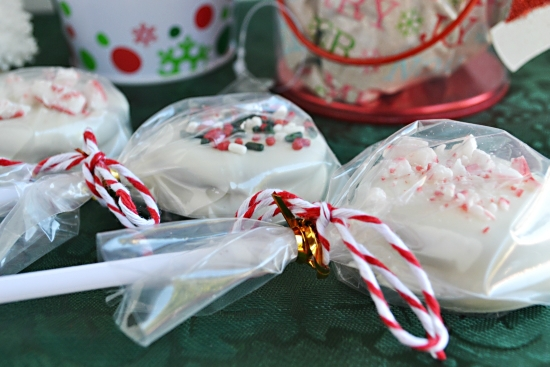 homemade holidays, cookie exchange, chocolate, cookies, pops, cookie pops, holiday fun food