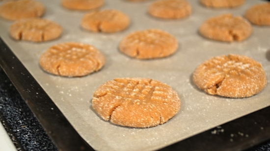 Peanut Butter Cookie Recipe for Cookies for Kids Cancer