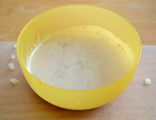 proofing yeast, making bread, how to bread recipe, step by step photos making bread