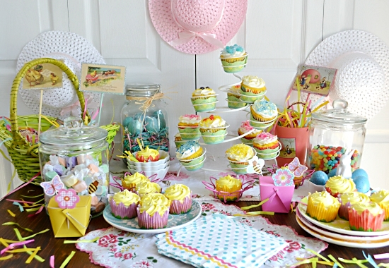Easter Tablescape, World Market Easter, Decorations,