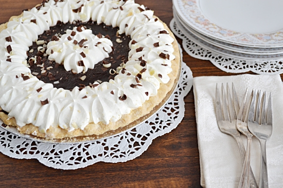 Chocolate Cream Pie, Marie Callender's Pie, National Pie Day