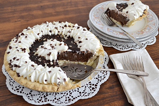 Celebrate National Pie Day with Marie Callender's Chocolate Cream ...