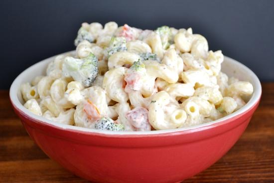 Pasta Salad Recipe, Buttermilk Ranch, Salads, Pasta, Ranch, Hidden Valley Ranch recipes