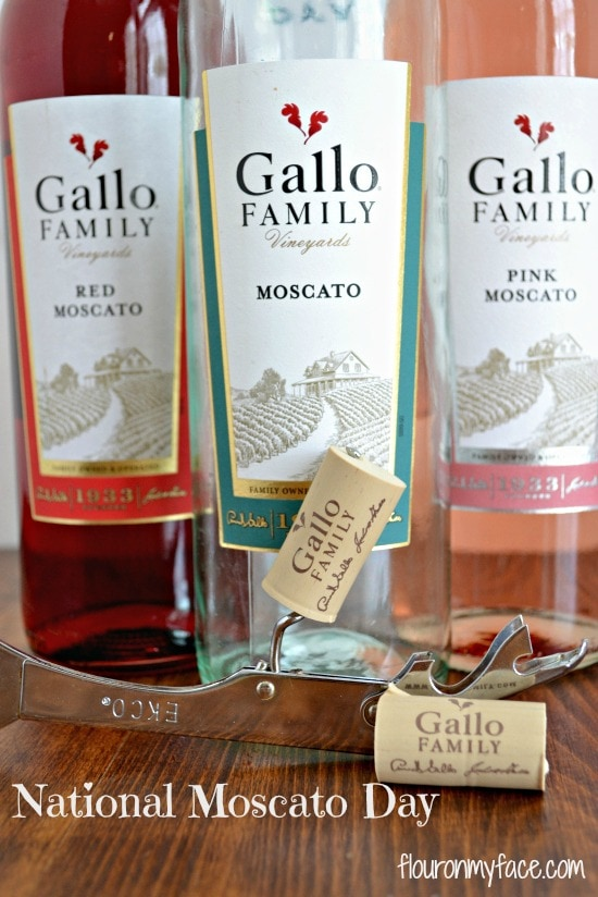 Gallo, Wine, Moscato, Moscato Day