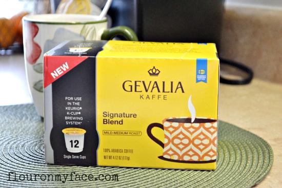 Gevalia Coffee, Gevalia Kaffe Signature Blend, Gevalia K Cups