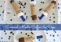caramel, mocha, coffee, ice pop, recipe, International Delight, what's your id?