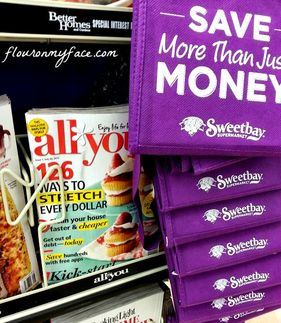 All You Magazine, Sweetbay Grocery Stores,