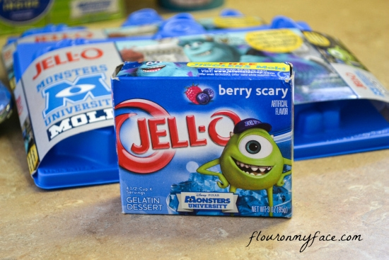 MOnster University, Jello Jigglers