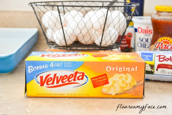 Velveeta Cheese, Breakfast, Casserole, recipe, liquid gold, cheese,