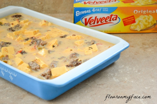 Velveeta-Cheesy-Breakfast-Casserole-Recipe-1