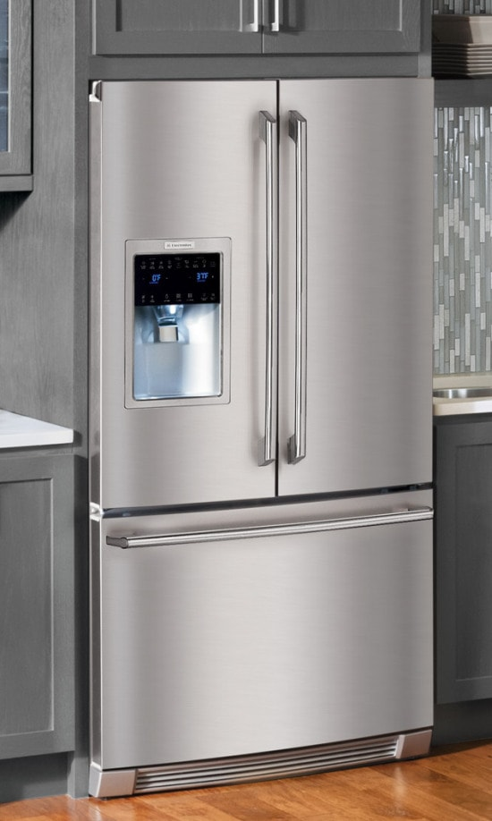 Sponsored Electrolux French Door Refrigerators With