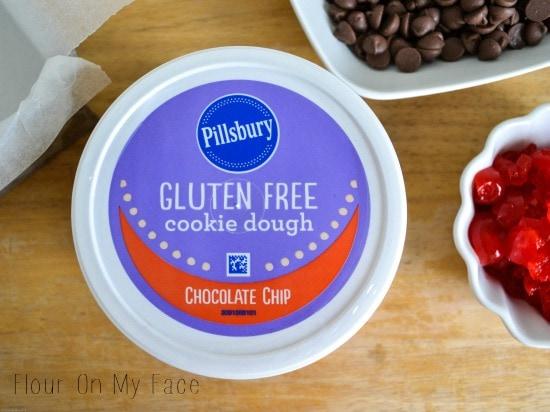 Gluten Free, Cookie Dough, Pillsbury