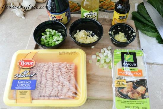 Chicken won ton soup recipe flour on my face tyson ground chicken soup recipe ingredients forumfinder Gallery