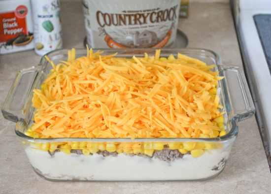Country Crock Shepherds Pie